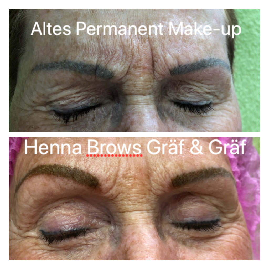 Friseur Karben Henna Augenbrauen